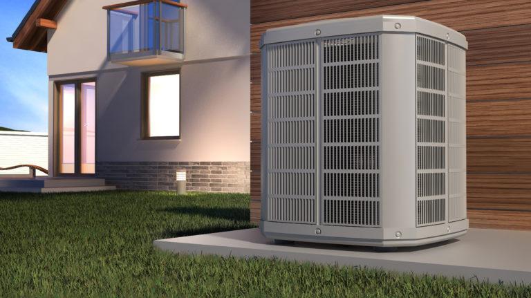 Wärmepumpen sparen Energie